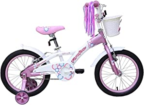 Firefox Bikes Destiny Kid Girl's Light Weight Frame 8.5 inches Anti-Skid Pedal Non Toxic Paint Power Brake 16 inches Wheel...