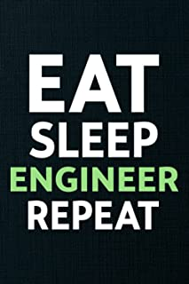 Migraine Tracker - Eat Sleep Code Repeat Software Engineer Developer Coding Quote: Chronic Headache Management Log book To...