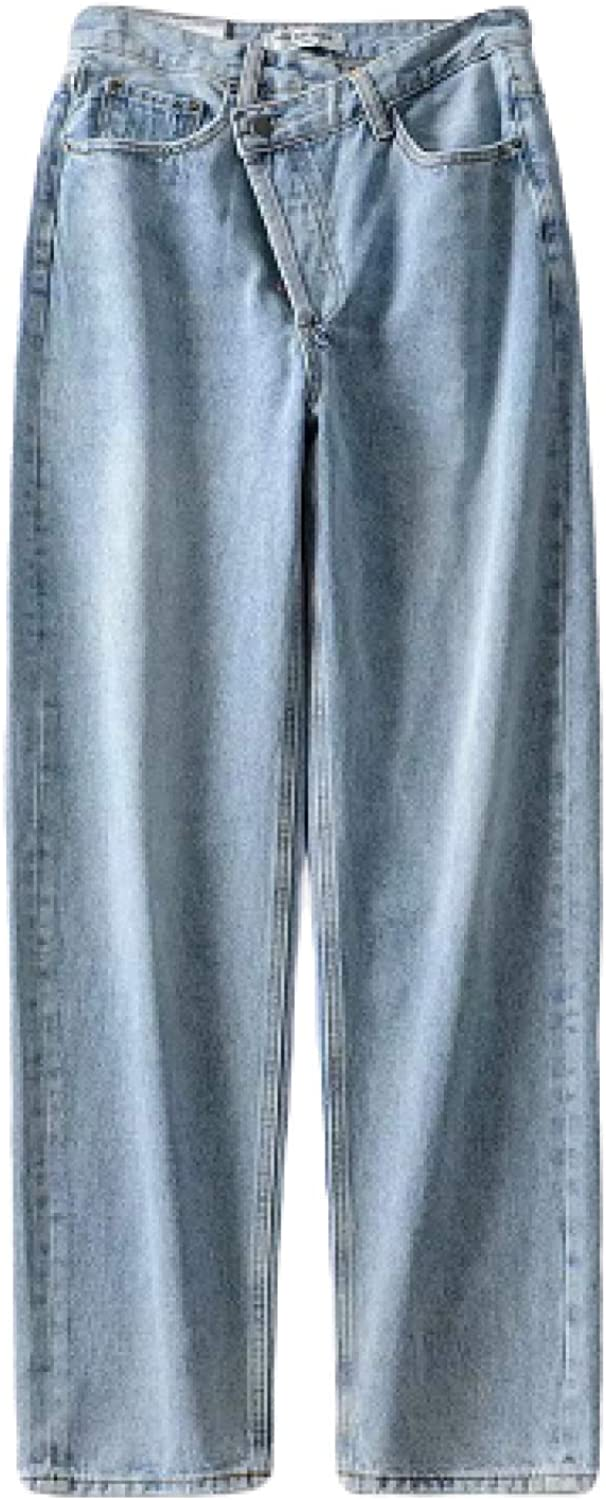 Luandge Women's Stretch Plus Size Solid Color Ease Into Comfort Straight Leg Trouser