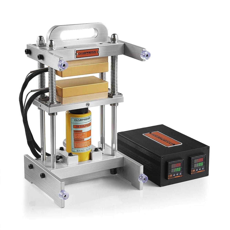 Small Portable Heat Press Machine | dp-hr10t35v | 3x5