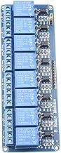 Amazingdeal365/1/canal DC 5/V Relais module de commutation pour Arduino Raspberry Pi Arm AVR Pic PLC 2pcs