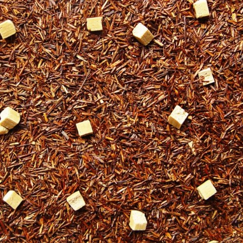 Rotbuschtee lose Rooibos-Tee Karamel-Sahne Karamell Rooibos Tee Südafrika 250g