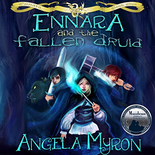 Ennara and the Fallen Druid Titelbild
