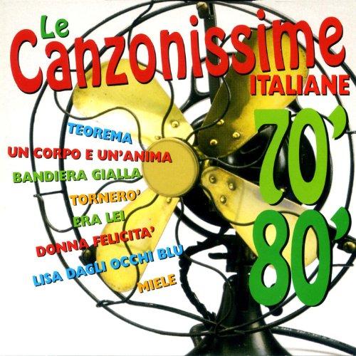 Le Canzonissime Italiane 70' 80'