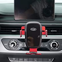 Wireless Charging Phone Holder,Electric Automatic Retractable Air Vent Holds Mount fit for Audi A4 2018 2019,Car Phone Mount fit foriPhone 8,X,XS fit for Samsung S9,S10 Smartphone