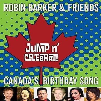 Jump n' Celebrate Canada's Birthday Song (feat. Nalecia Yvonne, Jace Martin, Ndai, Angelica, Denielle Bassels & The Beaches Youth Choir)