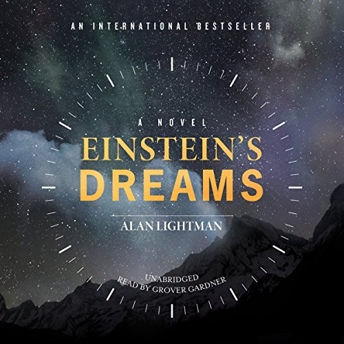 Einstein's Dreams audiobook cover art