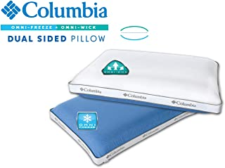 Columbia High Performance Extreme Cooling Memory Foam Pillow, Standard/Queen
