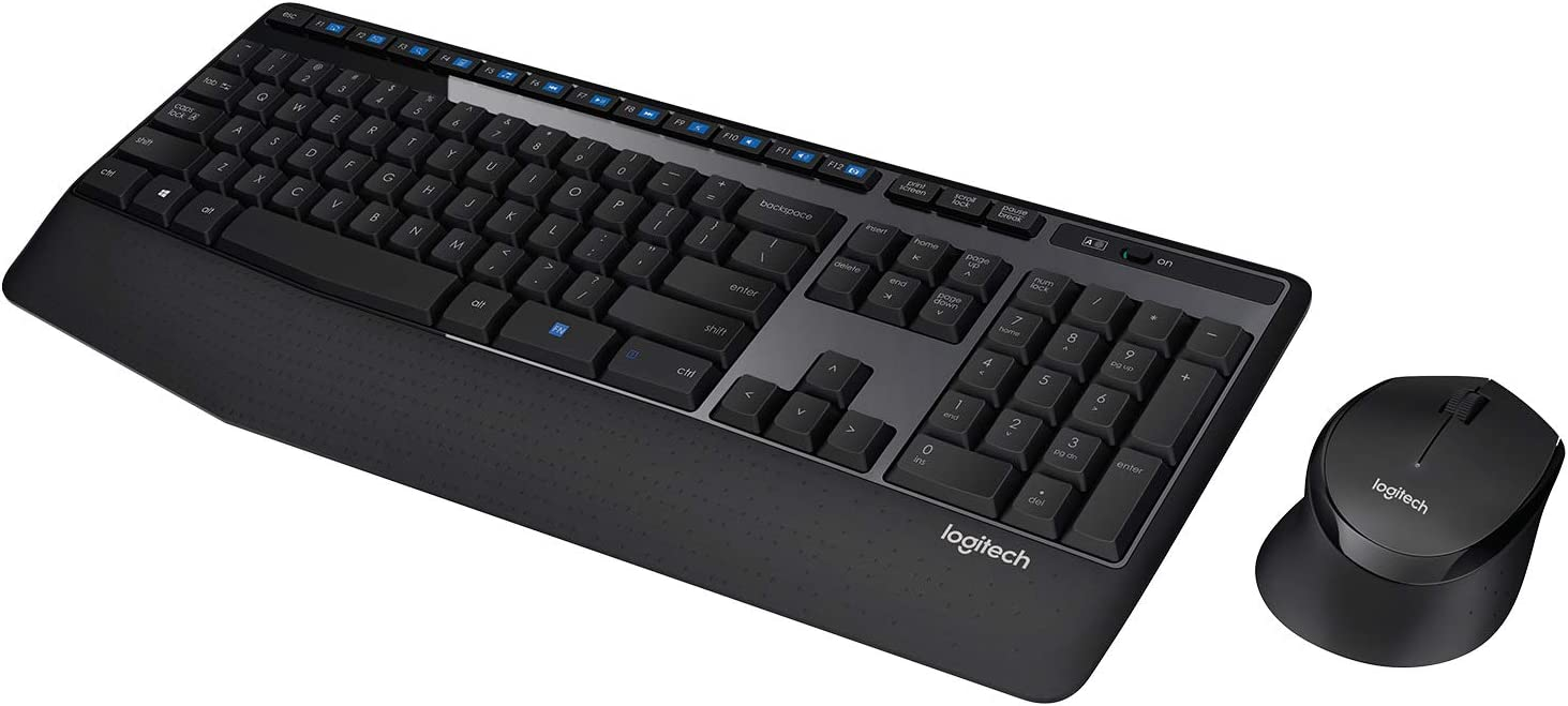 Logitech Wireless Combo MK345 Over Super beauty product restock quality top! item handling - 4 Pack
