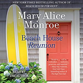 Beach House Reunion audiobook cover art