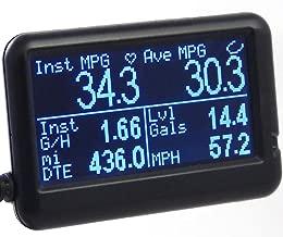 UltraGauge Automotive OBD2 Scanner, Code Reader, Gauges & Mileage Calculator - All New v1.4