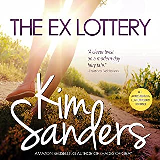 The Ex Lottery audiobook cover art