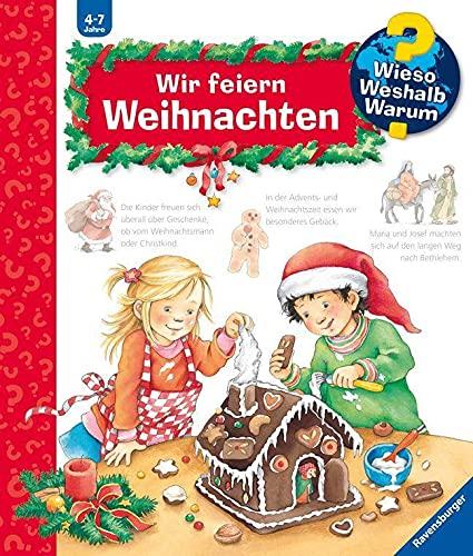 Wir feiern Weihnachten Buch