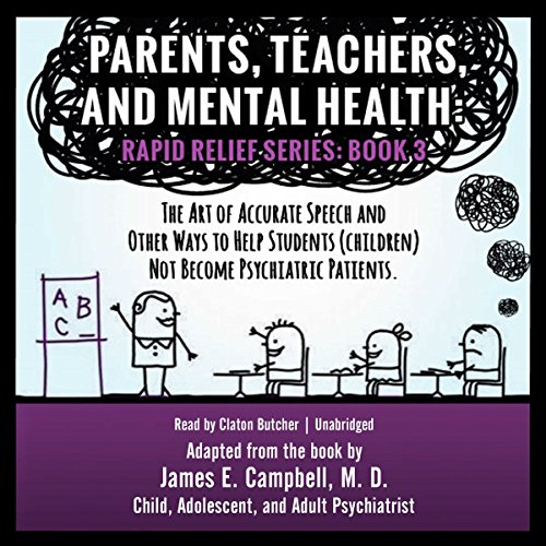 Parents, Teachers, and Mental Health cover art