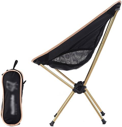 Happy Together Chaise Pliante Portable extérieure Ultra-léger Simple Chaise Longue de Camping