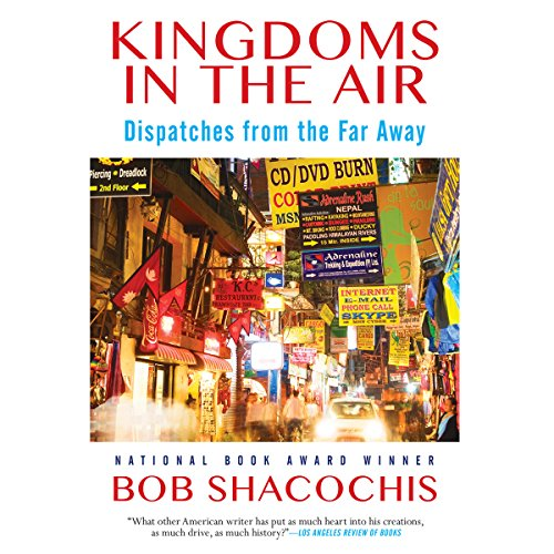 Kingdoms in the Air audiobook cover art