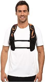 Nike Trail Kiger Vest,Large(Black/Total Crimson) Unisex