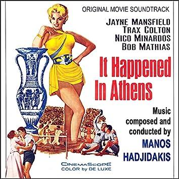 It Happened in Athens (Original Movie Soundtrack)