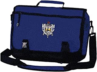 Sigma Gamma Rho Briefcase Blue