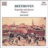 ベートーヴェン:バガテルと舞曲集 1