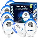 Best Repellers - INOVIT Ultrasonic Pest Repeller 6 Pack, Pest Repellent Review