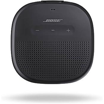 Bose SoundLink Micro Bluetooth speaker ポータブルワイヤレススピーカー ブラック
