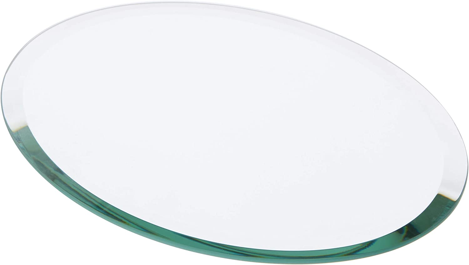 Max 42% OFF Plymor Oval 5mm Beveled Glass Mirror x inch 7 Spring new work 9