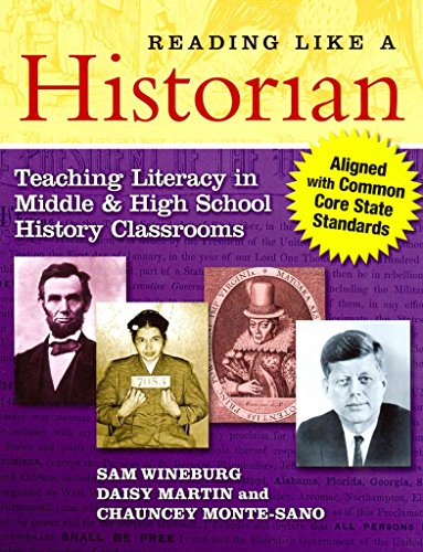 [Reading Like a Historian: Teaching Literacy in Middle and High School History Classrooms] (By: Samuel S. Wineburg) [published: May, 2013]