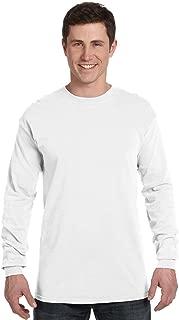 Ringspun Garment-Dyed Long-Sleeve T-Shirt
