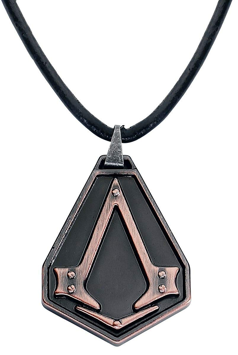 Assassins Creed Unisex Crest Necklace Buy Online In Bahamas