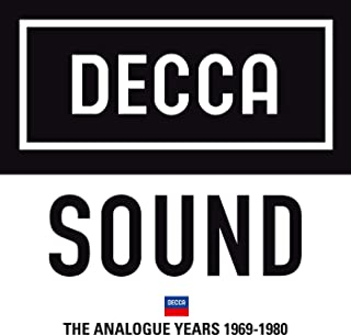Decca Sound: The Analogue Years 1969 – 1980