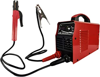400A ARC Inverter Welder, 220V Mini Portable Welding Machine IGBT Household Small Welder Kit with Mask Welding Pliers and ...