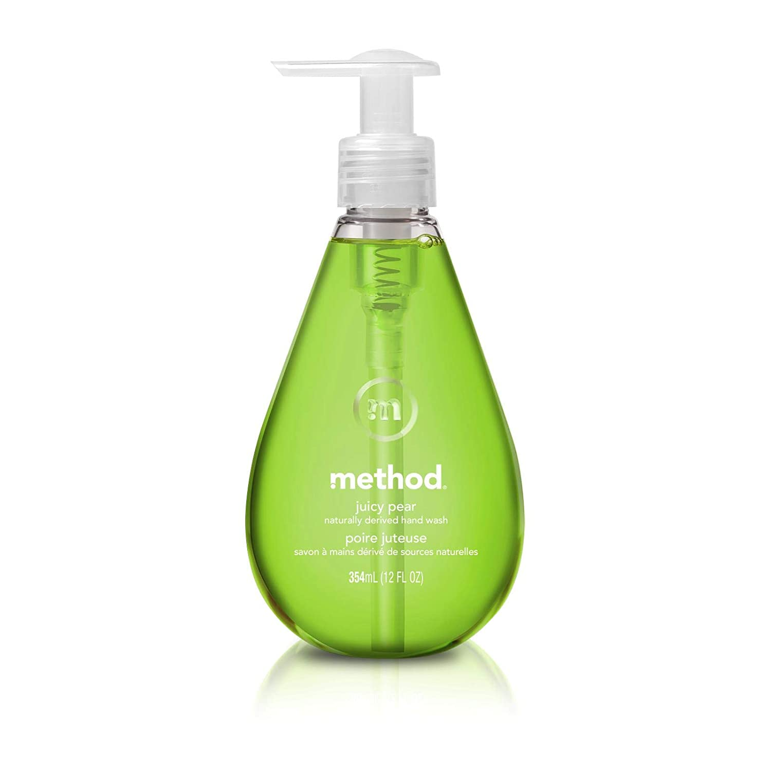 Clearance SALE! Limited time! Attention brand Method Hand Wash Juicy 12 Pear Ounce