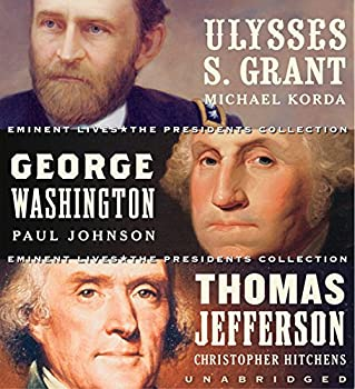 Audio CD Eminent Lives: The Presidents Collection CD Set: George Washington, Thomas Jefferson and Ulysses S. Grant Book