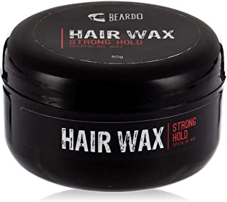 Beardo Hair Wax Strong Hold, 50 gm
