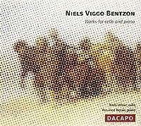 N.V. ベンソン:「ヴォルガの舟歌」による変奏曲/チェロ・ソナタ 第3番 0p. 268