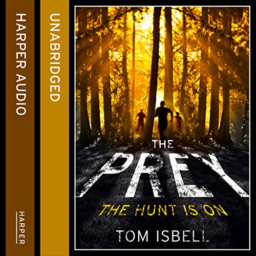 The Prey audiobook cover art
