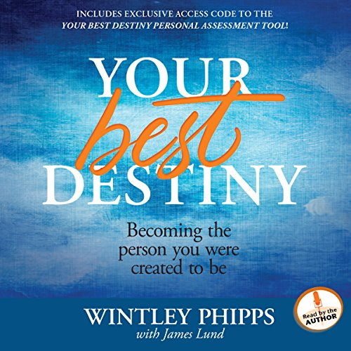 Your Best Destiny audiobook cover art