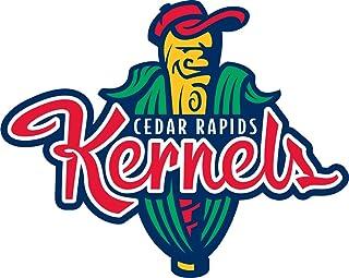qualityprint Cedar Rapids Kernels MiLB Minor Baseball Sport Home Decor Bumper Vinyl..