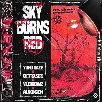 Sky Burns Red