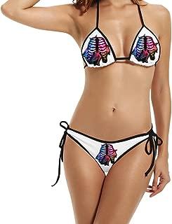In God We Trust Womens Push Up Swimsuit Bikini