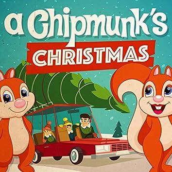 A Chipmunk's Christmas