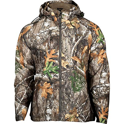 Rocky Camo Insulated Packable Jacket Size Large(RTE)