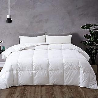 Deyarco Regency Klub - Cotton Down Proof Single Duvet , 160 x 240 cm, White