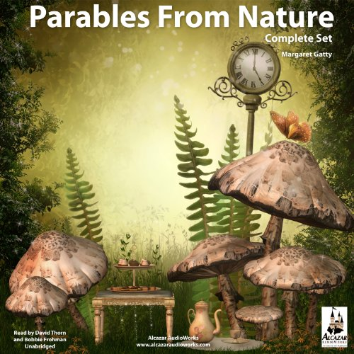 Parables from Nature, Complete Set audiobook cover art