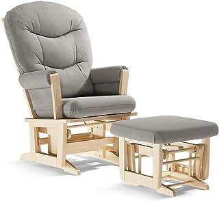 Dutailier Rachel 2651 Glider Chair with Ottoman