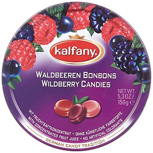 kalfany Waldbeeren Bonbons Dose