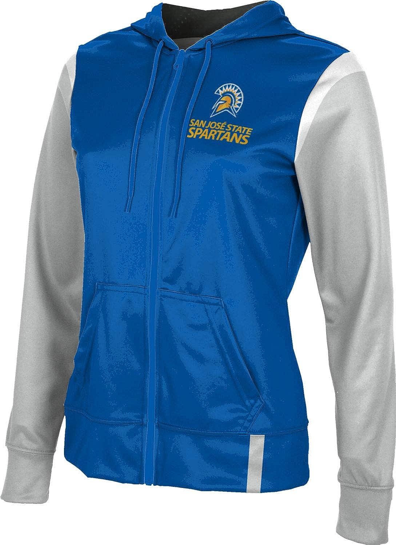 Cheap super special price San Jose Quantity limited State University Women's S Hoodie Spirit Zipper School