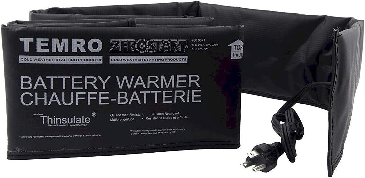 Kats 22400 60 Watt 5.5x 8.5 Battery Pad Heater