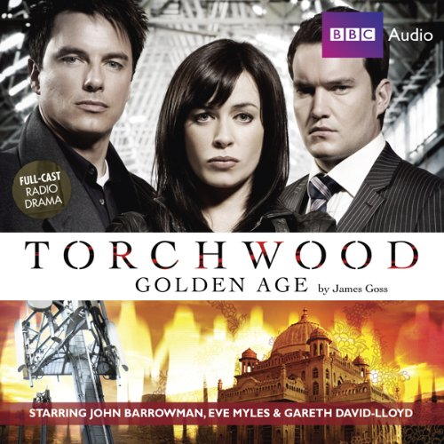 Torchwood: Golden Age audiobook cover art